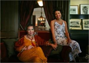 Ntozake Shange and Ifa Bayeza